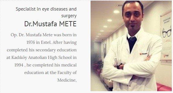 dr mete